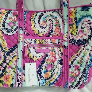 dc8e72969e Vera Bradley Bags - Small Iconic Vera Bradley (Wildflower Paisley)